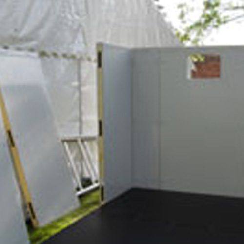 Portable Cold Room Construction